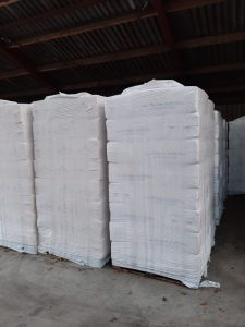 Aalders houtvezelbalen XL Excellent 18kg